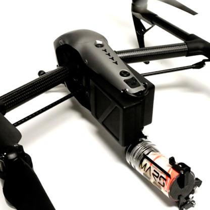 Mars Inspire 2 Pro drone parachute bundle