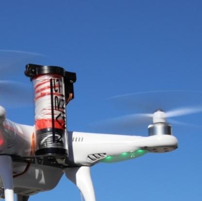 Mars Mini V2 drone parachute