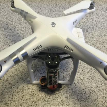 Mars Parachutes P3 Pro combo and DJI Phantom 3