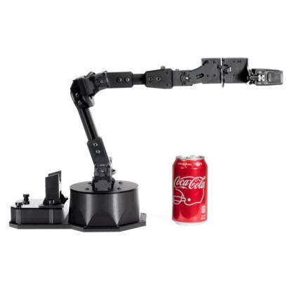 PincherX 150 Robot Arm with 5 DoF and 50g payloads