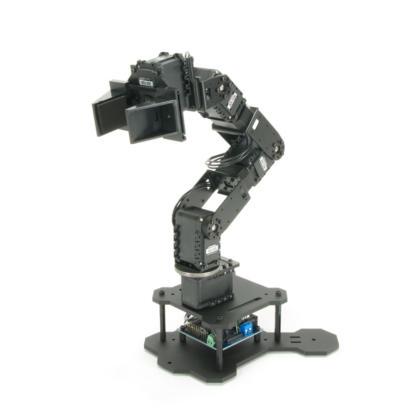 PhantomX Pincher robot arm kit for Turtlebot / mobile platform