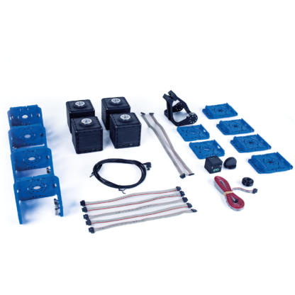 qbmove Advanced BASE kit components
