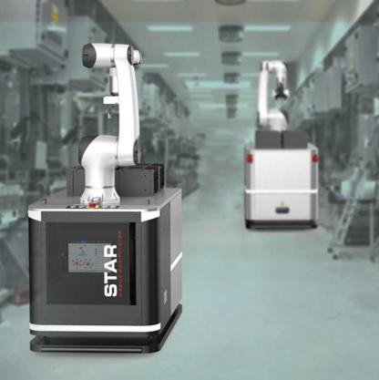 Radius Robot Arms