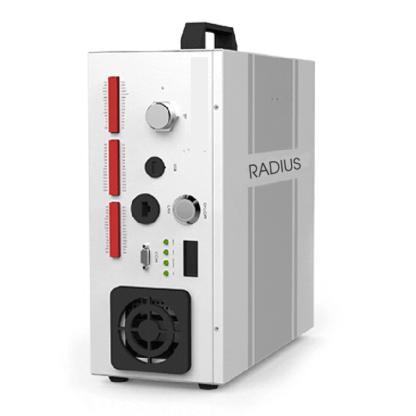 Radius Robot Arms Control Box