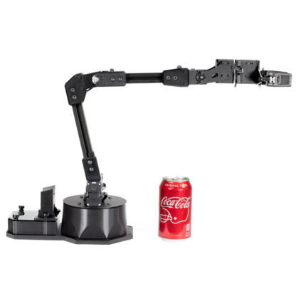 ReactorX 200 Robot Arm with 5 DoF and 150g payloads