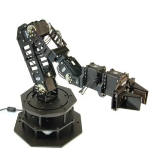 WidowX medium strength, high accuracy robot arm kit