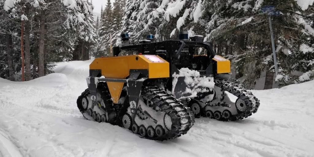 Clearpath Warthog mobile robot platform for demanding autonomous navigation applications