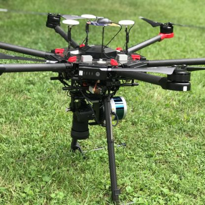 RESEPI can be integrated with a range of drones to enhance remote sensing and flight efficiency