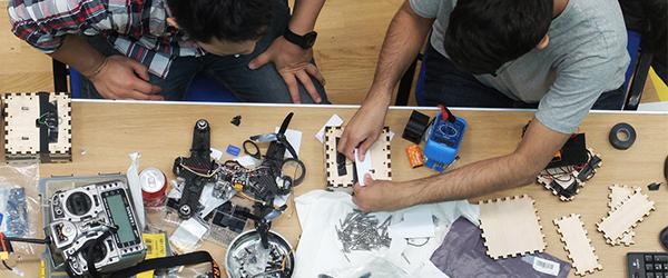Bristol Robotics Laboratory Aerial Robotics