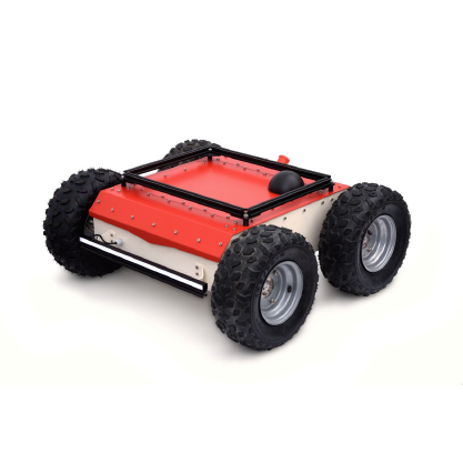 Husarion Panther advanced autonomous mobile robot for outdoor environments