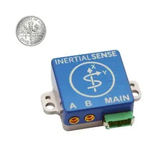 Inertial Sense uINS Dual GNSS Compass – Rugged and compact