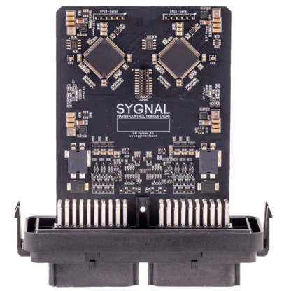 Sygnal safety critical drive-by-wire