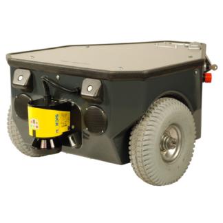 Neobotix MP-500 compact, industrial grade mobile robot
