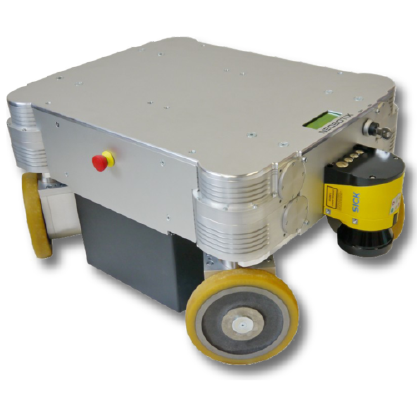 MPO-77 mobile robot for research and development