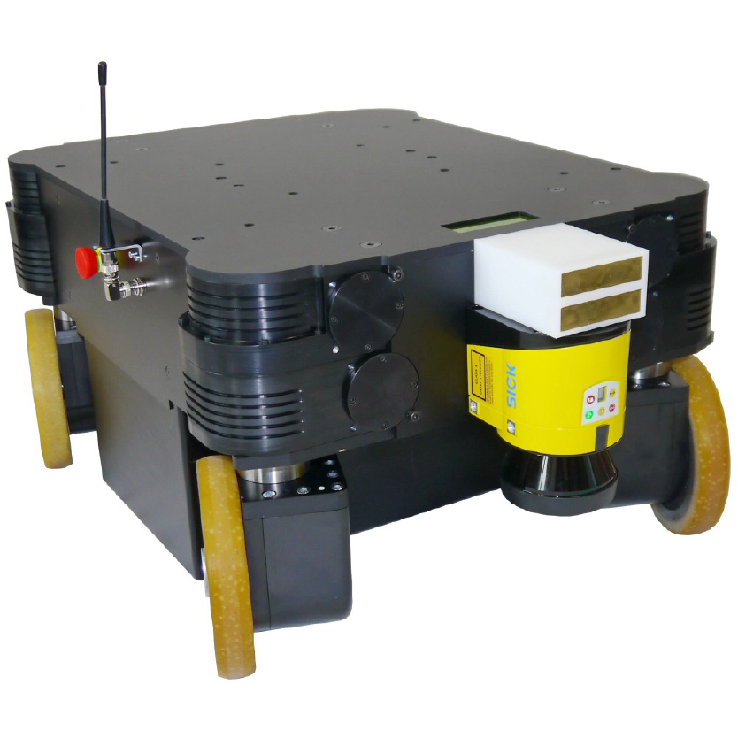MPO-77 omnidirectional robotic platform