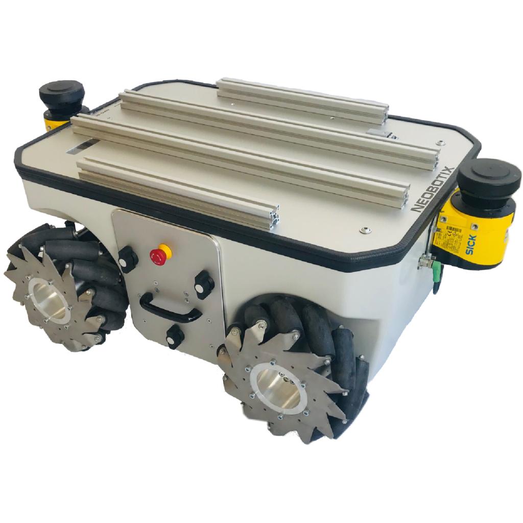 Neobotix MPO-500 compact, omnidirectional mobile robot