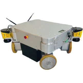 MPO-700 omnidirectional mobile robot