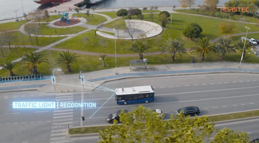Ouster Powers ADASTEC's L4 Autonomous Platform for Electric Buses