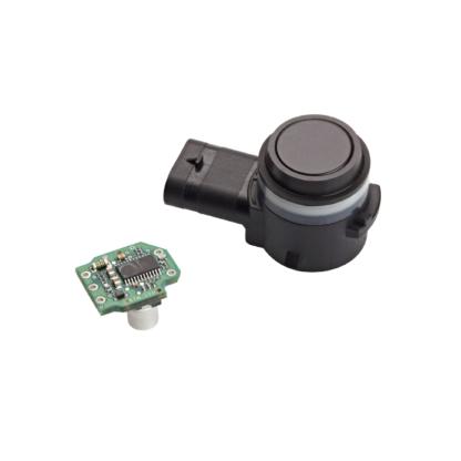 Valeo ultrasonic sensor and circuit